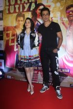 Tamannaah Bhatia, Sonu Sood at Tutak Tutak Tutiya premiere on 6th Oct 2016 (52)_57f76899b7264.JPG