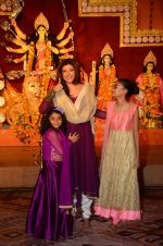 Sushmita Sen snapped at durga pooja on 7th Oct 2016 (38)_57f88bcb6ed6b.JPG