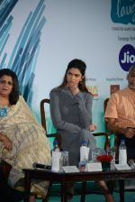 Deepika Padukone at together against depression event on 10th Oct 2016 (19)_57fb776b0e5ba.JPG