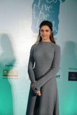 Deepika Padukone at together against depression event on 10th Oct 2016 (45)_57fb785e7040d.JPG