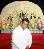 Director Anurag Basu at the Third Edition of Sarbojanin Durgotsav by Maitree Cultural Association_57fb2a9a0bcfb.JPG