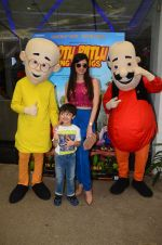 Divya Kumar at Motu Patlu screening in Mumbai on 9th Oct 2016 (59)_57fb725c99bec.JPG
