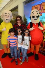 Farah Khan at Motu Patlu screening in Mumbai on 9th Oct 2016 (23)_57fb6d5c2178f.JPG