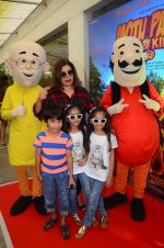 Farah Khan at Motu Patlu screening in Mumbai on 9th Oct 2016 (24)_57fb6d63de00a.JPG