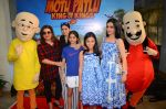 Farah Khan, Anu Dewan at Motu Patlu screening in Mumbai on 9th Oct 2016 (97)_57fb6c0471b14.JPG