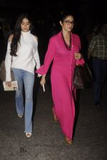 Jhanvi Kapoor, Sridevi snapped at airport on 9th Oct 2016 (21)_57fb6e96c0397.JPG