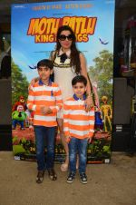 Kehkashan Patel at Motu Patlu screening in Mumbai on 9th Oct 2016 (79)_57fb73ce3620e.JPG