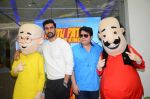 Kunal Kapoor, Sajid Khan at Motu Patlu screening in Mumbai on 9th Oct 2016 (36)_57fb73f78dea7.JPG