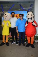 Kunal Kapoor, Sajid Khan at Motu Patlu screening in Mumbai on 9th Oct 2016 (38)_57fb740614b04.JPG