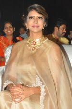 Lakshmi Manchu in Anamika Khanna and Amrapali jewels at Lakshmi Bomba audio launch (21)_57fb14ca76b98.JPG