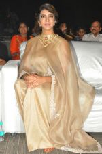 Lakshmi Manchu in Anamika Khanna and Amrapali jewels at Lakshmi Bomba audio launch (24)_57fb14ee1258e.JPG