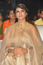 Lakshmi Manchu in Anamika Khanna and Amrapali jewels at Lakshmi Bomba audio launch (52)_57fb15e95e530.JPG