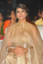 Lakshmi Manchu in Anamika Khanna and Amrapali jewels at Lakshmi Bomba audio launch (53)_57fb15f1828ef.JPG