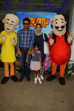 Manoj Bajpai at Motu Patlu screening in Mumbai on 9th Oct 2016 (54)_57fb741195182.JPG