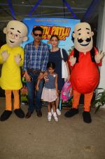 Manoj Bajpai at Motu Patlu screening in Mumbai on 9th Oct 2016 (56)_57fb742dd8a35.JPG
