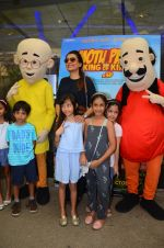 Mini Mathur at Motu Patlu screening in Mumbai on 9th Oct 2016 (27)_57fb742aed4ed.JPG