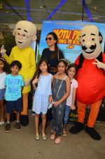 Mini Mathur at Motu Patlu screening in Mumbai on 9th Oct 2016 (29)_57fb74471cbcf.JPG