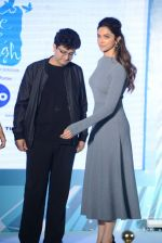 Parsoon Joshi, Deepika Padukone at together against depression event on 10th Oct 2016 (42)_57fb78f6e20bf.JPG