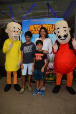 Priya Dutt at Motu Patlu screening in Mumbai on 9th Oct 2016 (66)_57fb743300e91.JPG