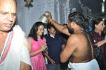 Sania Nehwal visits film nagat temple on 9th Oct 2016 (16)_57fb75d3425d9.JPG