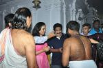 Sania Nehwal visits film nagat temple on 9th Oct 2016 (23)_57fb7628be6cc.JPG
