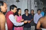 Sania Nehwal visits film nagat temple on 9th Oct 2016 (24)_57fb7636348c4.JPG