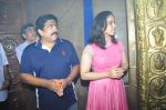 Sania Nehwal visits film nagat temple on 9th Oct 2016 (37)_57fb76c18eb02.JPG