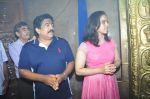 Sania Nehwal visits film nagat temple on 9th Oct 2016 (39)_57fb76d5b2e49.JPG