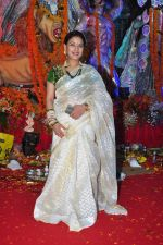 Sharbani Mukherjee at Durga Pooja on 10th Oct 2016 (37)_57fb789245b05.JPG