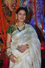 Sharbani Mukherjee at Durga Pooja on 10th Oct 2016 (39)_57fb78beb4a53.JPG