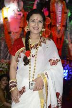 Sharbani Mukherjee at Durga Pooja on 8th Oct 2016 (17)_57fb1740c519e.JPG