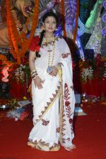 Sharbani Mukherjee at Durga Pooja on 8th Oct 2016 (18)_57fb175ae7353.JPG
