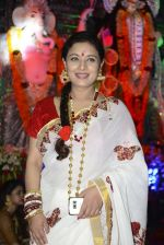 Sharbani Mukherjee at Durga Pooja on 8th Oct 2016 (27)_57fb1aacc1848.JPG