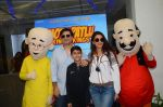 Sonali Bendre, Goldie Behl at Motu Patlu screening in Mumbai on 9th Oct 2016 (78)_57fb74814634e.JPG