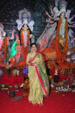 Sumona Chakravarti at Durga Pooja on 10th Oct 2016 (28)_57fb78703e810.JPG