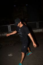 Sushant Singh Rajput snapped at Bandra and later at PVR on 9th Oct 2016 (3)_57fb6e7d16743.JPG