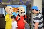 Zayed Khan at Motu Patlu screening in Mumbai on 9th Oct 2016 (33)_57fb750a99c29.JPG