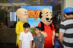 Zayed Khan at Motu Patlu screening in Mumbai on 9th Oct 2016 (35)_57fb75195fb09.JPG