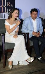 Ameesha Patel at Bollywood Mr and Miss India on 10th Oct 2016 (4)_57fc889a99945.jpg