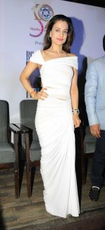 Ameesha Patel at Bollywood Mr and Miss India on 10th Oct 2016 (46)_57fc8cad8931b.jpg