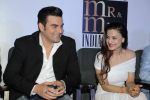 Arbaaz Khan and Ameesha Patel at Bollywood Mr and Miss India on 10th Oct 2016 (16)_57fc8f5dca82c.jpg