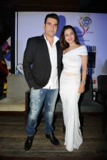 Arbaaz Khan and Ameesha Patel at Bollywood Mr and Miss India on 10th Oct 2016 (23)_57fc86cf3dcb9.jpg