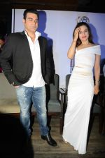Arbaaz Khan and Ameesha Patel at Bollywood Mr and Miss India on 10th Oct 2016 (26)_57fc86f66e2f2.jpg