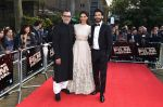 Harshvardhan Kapoor, Saiyami Kher, Rakesh Mehra at Mirzya premiere in BFI London Film festival on 10th Oct 2016 (79)_57fc94446efcf.JPG