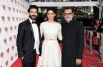 Harshvardhan Kapoor, Saiyami Kher, Rakesh Mehra at Mirzya premiere in BFI London Film festival on 10th Oct 2016 (83)_57fc945d07163.JPG