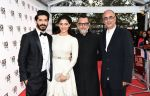 Harshvardhan Kapoor, Saiyami Kher, Rakesh Mehra at Mirzya premiere in BFI London Film festival on 10th Oct 2016 (87)_57fc9463d1878.JPG