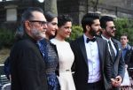 Harshvardhan Kapoor, Saiyami Kher, Sonam Kapoor, Rakesh Mehra at Mirzya premiere in BFI London Film festival on 10th Oct 2016 (95)_57fc946a67c1a.JPG