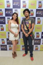 Papon and Shalmali Kholgade at the Announcement Of Mirchi Top 20 Concert on 10th Oct 2016 (34)_57fc863d78e7a.JPG