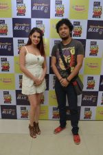 Papon and Shalmali Kholgade at the Announcement Of Mirchi Top 20 Concert on 10th Oct 2016 (37)_57fc867565f5a.JPG