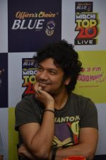 Papon at the Announcement Of Mirchi Top 20 Concert on 10th Oct 2016 (50)_57fc8550d2b13.JPG